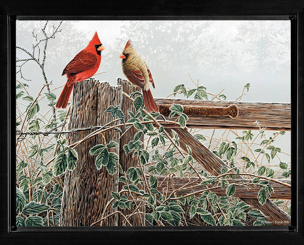 september-frost-framed